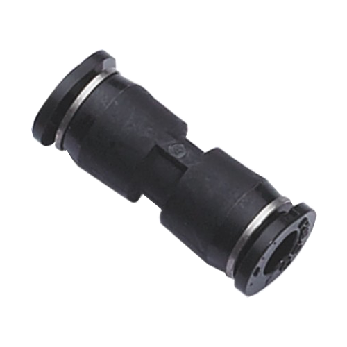 PU-C,Compact Pneumatic Fittings with NPT and BSPT thread, Air Fittings, one touch tube fittings, Pneumatic Fitting, Nickel Plated Brass Push in Fittings