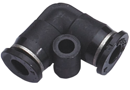 PV-C,Compact Pneumatic Fittings with NPT and BSPT thread, Air Fittings, one touch tube fittings, Pneumatic Fitting, Nickel Plated Brass Push in Fittings