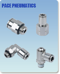 All Metal Pneumatic Fittings with BSPP thread, Air Fittings, one touch tube fittings, Pneumatic Fitting, Nickel Plated Brass Push in Fittings