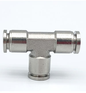 Stainless steel Push In Fittings, 316 stainless steel push to connect fittings, SUS pneumatic fittings