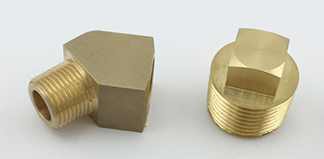 Brass Pipe Fittings & Adapters