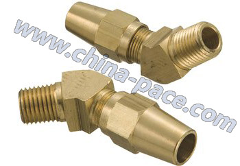 DOT AIR BRAKE FITTINGS, DOT FITTINGS, DOT COMPRESSION FITTINGS