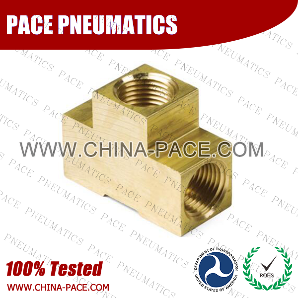 Union Tee Brass Pipe Fittings, Brass Threaded Fittings, Brass Hose Fittings,  Pneumatic Fittings, Brass Air Fittings, Hex Nipple, Hex Bushing, Coupling, Forged Fittings