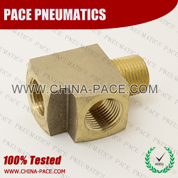 Pemf,Brass air connector, brass fitting,Pneumatic Fittings, Air Fittings, one touch tube fittings, Nickel Plated Brass Push in Fittings