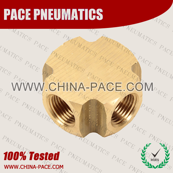Phtm,Brass air connector, brass fitting,Pneumatic Fittings, Air Fittings, one touch tube fittings, Nickel Plated Brass Push in Fittings