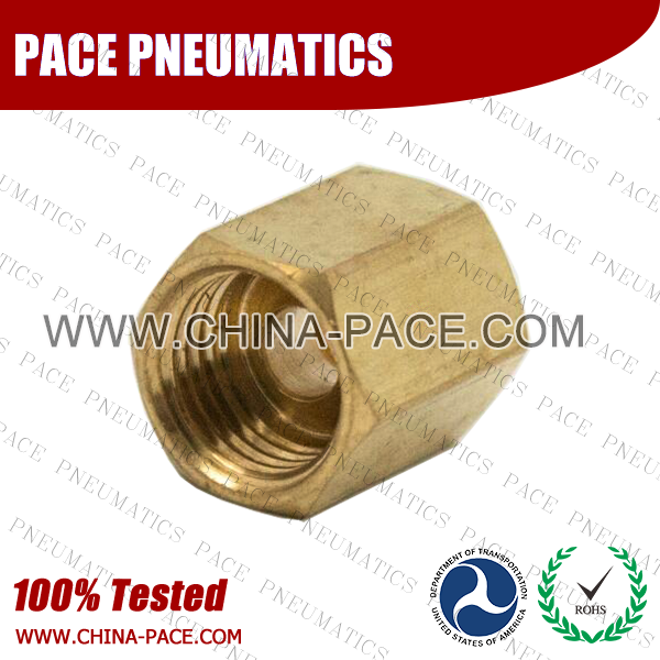 Union Internal SAE Inverted Flare Fittings, Brass Inverted Flare Fittings & Adapters, Brass Pipe Fittings, Brass Air Fittings