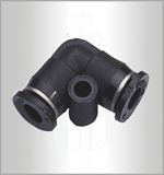 PV-C, Pneumatic Fittings, Air Fittings, one touch tube fittings, Pneumatic Fitting, Nickel Plated Brass Push in Fittings