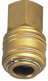 PE4-SF,Europe type quick coupler,Pneumatic quick connector, air quick coupling