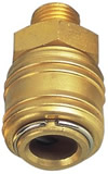 PE4-SM,Europe type quick coupler,Pneumatic quick connector, air quick coupling