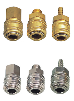 german type quick coupler, air line fittings