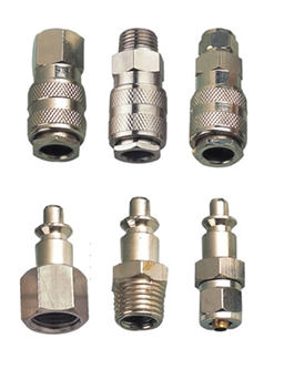 Europe type Mini quick coupler, air line fittings