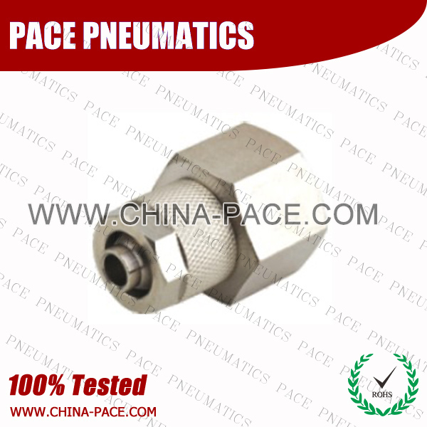 Psm,Brass air connector, brass fitting,Pneumatic Fittings, Air Fittings, one touch tube fittings, Nickel Plated Brass Push in Fittings