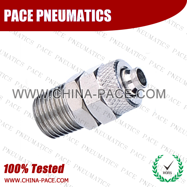 Male Adapter Rapid Screw Fittings For Plastic tube, Brass connectors, Brass Pipe Joint Fittings, Pneumatic Fittings, Air Fittings, Pneumatic Fittings, Tube fittings, Pneumatic Tubing, pneumatic accessories.