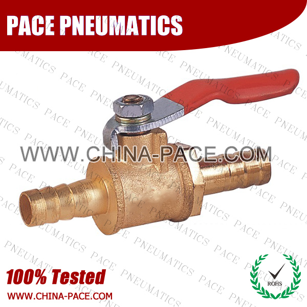 Mini ball valves, Male to Male